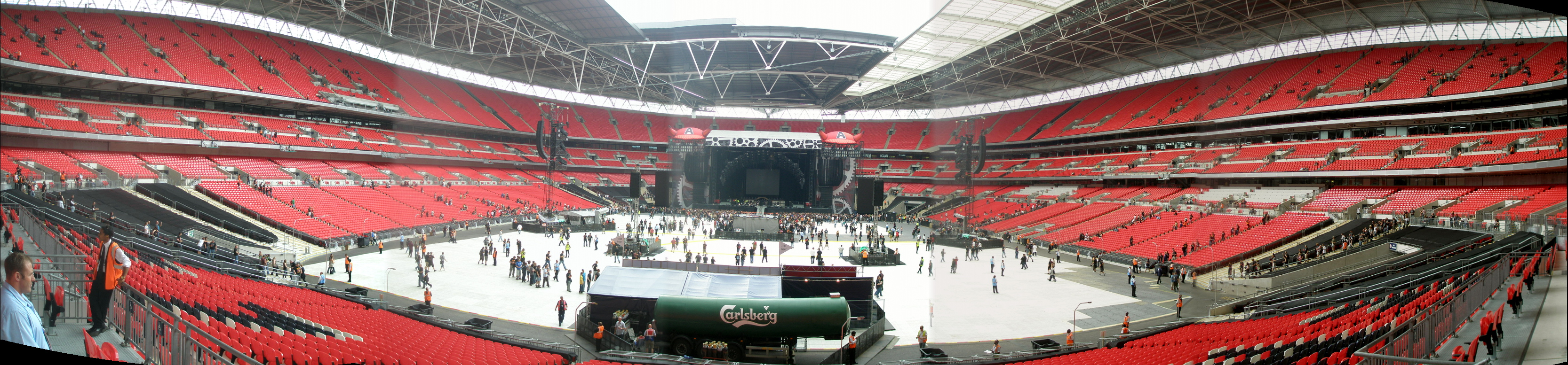 wembley stadium essay The new wembley national stadium was envisioned to be one of the largest and extraordinary we will write a custom essay sample on wembley stadium specifically for you for only $1638.